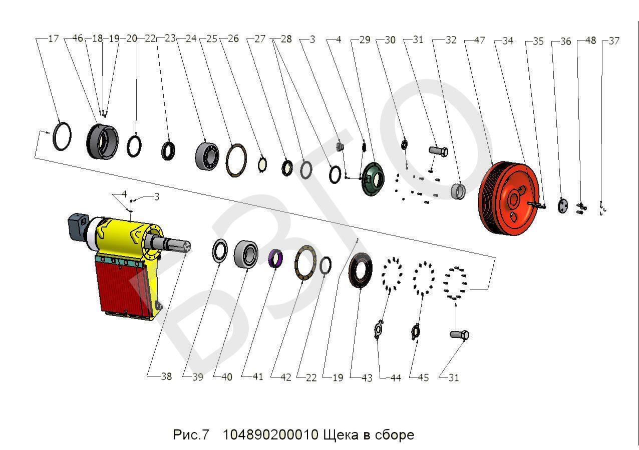 Смд 108 чертежи принцып работы ксд-600